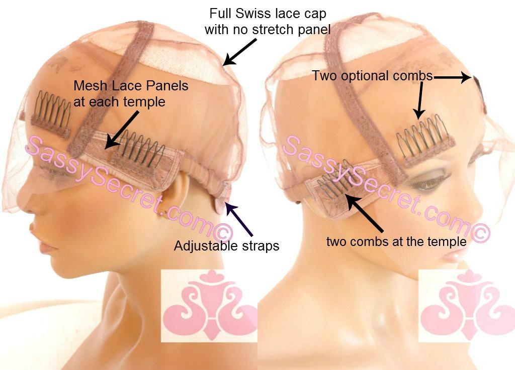 Glueless Lace Wigs By Sassy Secret