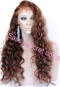 Remy Lace Front Wig