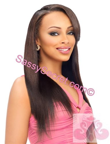 Yaki clip in hair extensions yaki clip weave for black women availability pmusecretfo Choice Image