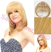 clip in bangs, silky texture, straight cut, color 2