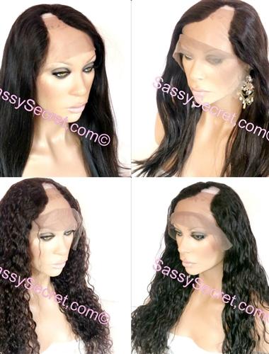 Custom U Part Lace Wigs U Shape Wig On Sale Custom U