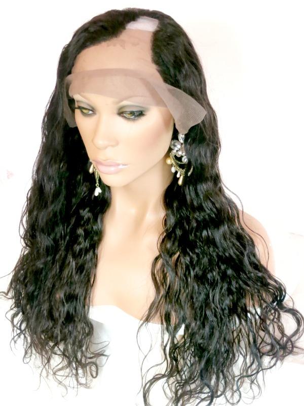 Custom U Part Lace Wigs U Part Wig U Shaped Wigs For Sale