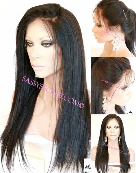 314588764 Yaki Kinky 360 Glueless lace Wig - FREE Shipping | Sabrena by Sassy ...