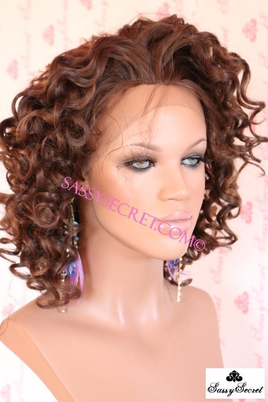 Curly Bob Wigs Human Hair