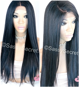 Synthetic Lace Wig
