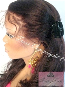 Yaki Full lace wigs for black women