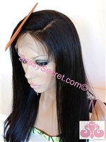 Virgin Brazilian Lace Wigs