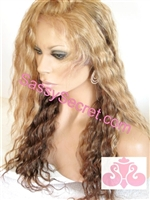 Blond Lace wig