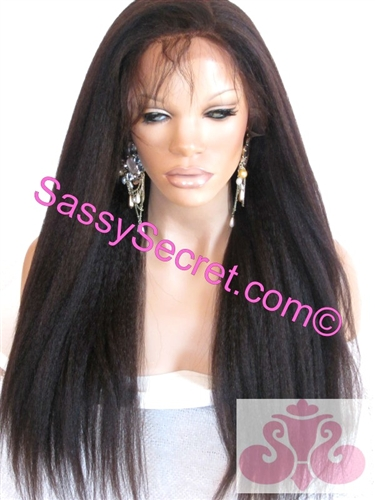 The Sassy Secret Wig by Fashion Club brand is available now at The Wig Company. Order by 1PM EST Monday - Friday for Same Day Shipping!
