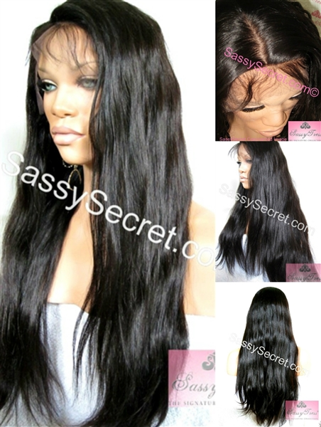 Silk Top Lace Front Wigs In Stock Free Shipping Sassy Secret